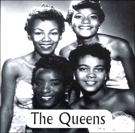 James'z Rockin' Blues: Shirley Gunter & The Queens - Oop Shoop